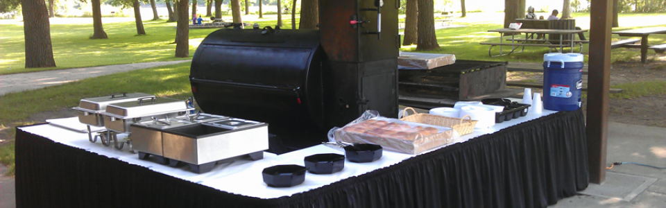 Barbecue-Catered