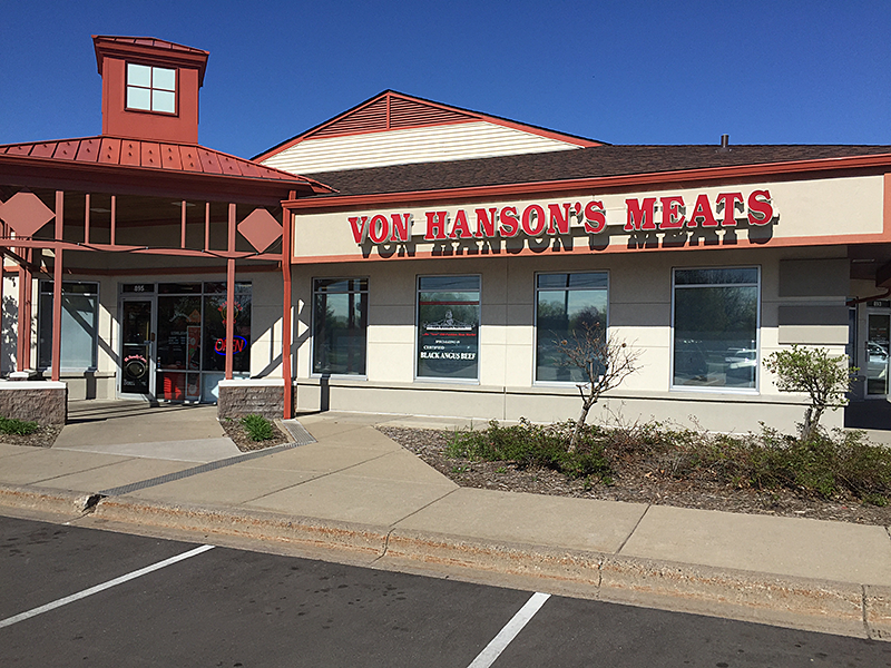 North Oaks, MN Von Hanson's Meats