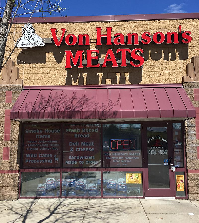 Plymouth, MN Von Hanson's Meats