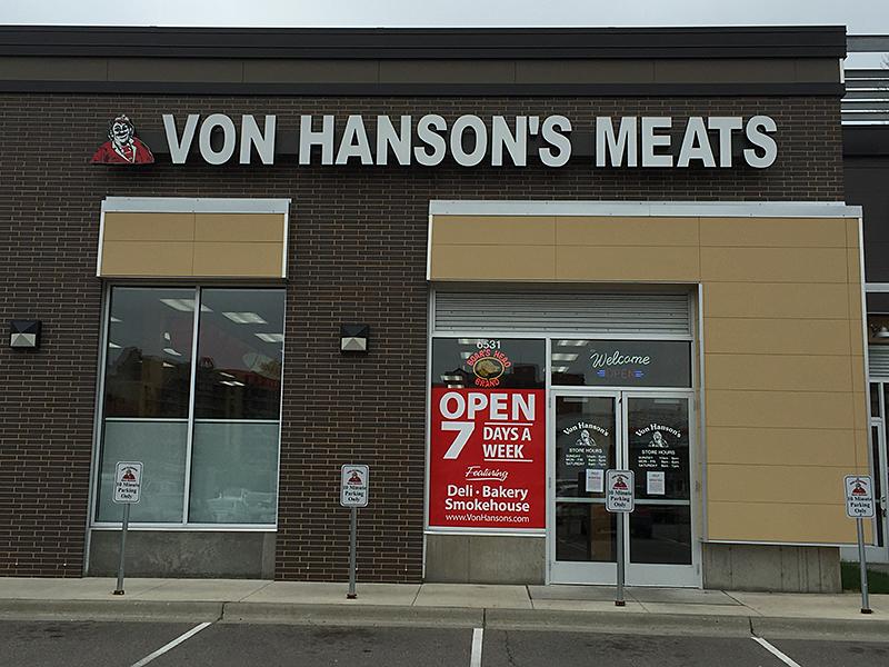 Richfield, MN Von Hanson's Meats